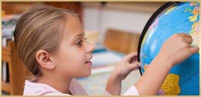 Детская программа Вокруг Света Женской школы Елены Легентовой